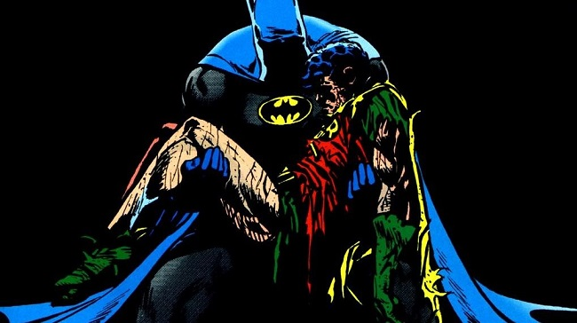 Death in the Family - the death of Jason Todd