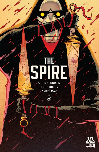 Spire 4 cover
