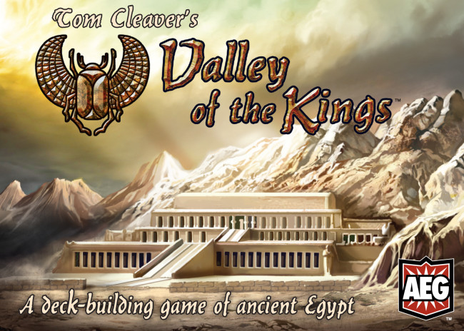 valley of the kings box art