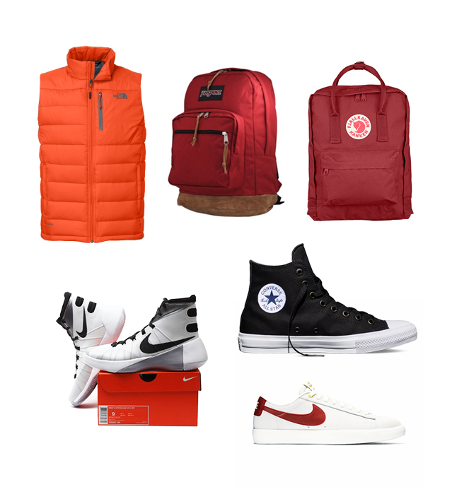 Marty McFly Starter Pack Accessories