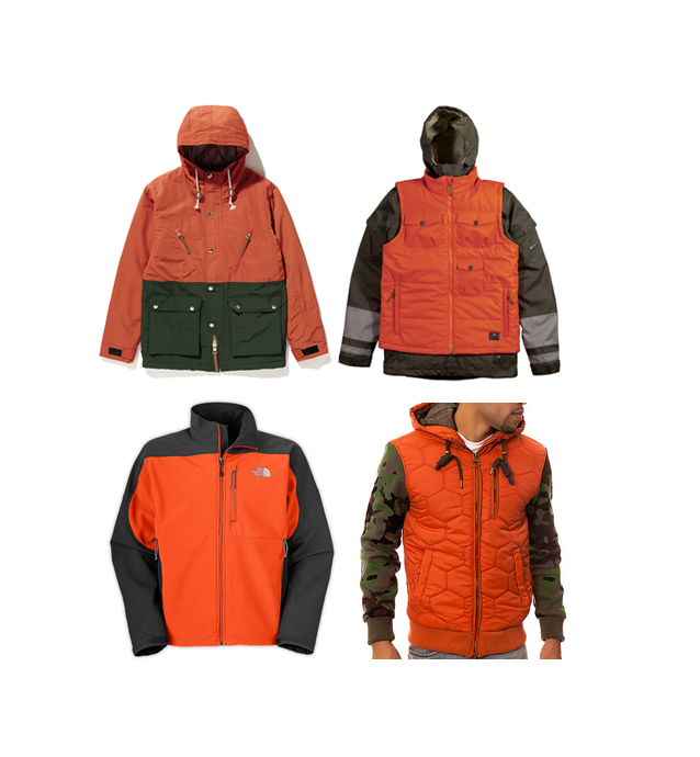 Back to the Future inspired outerwear