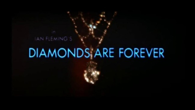 diamonds title credits