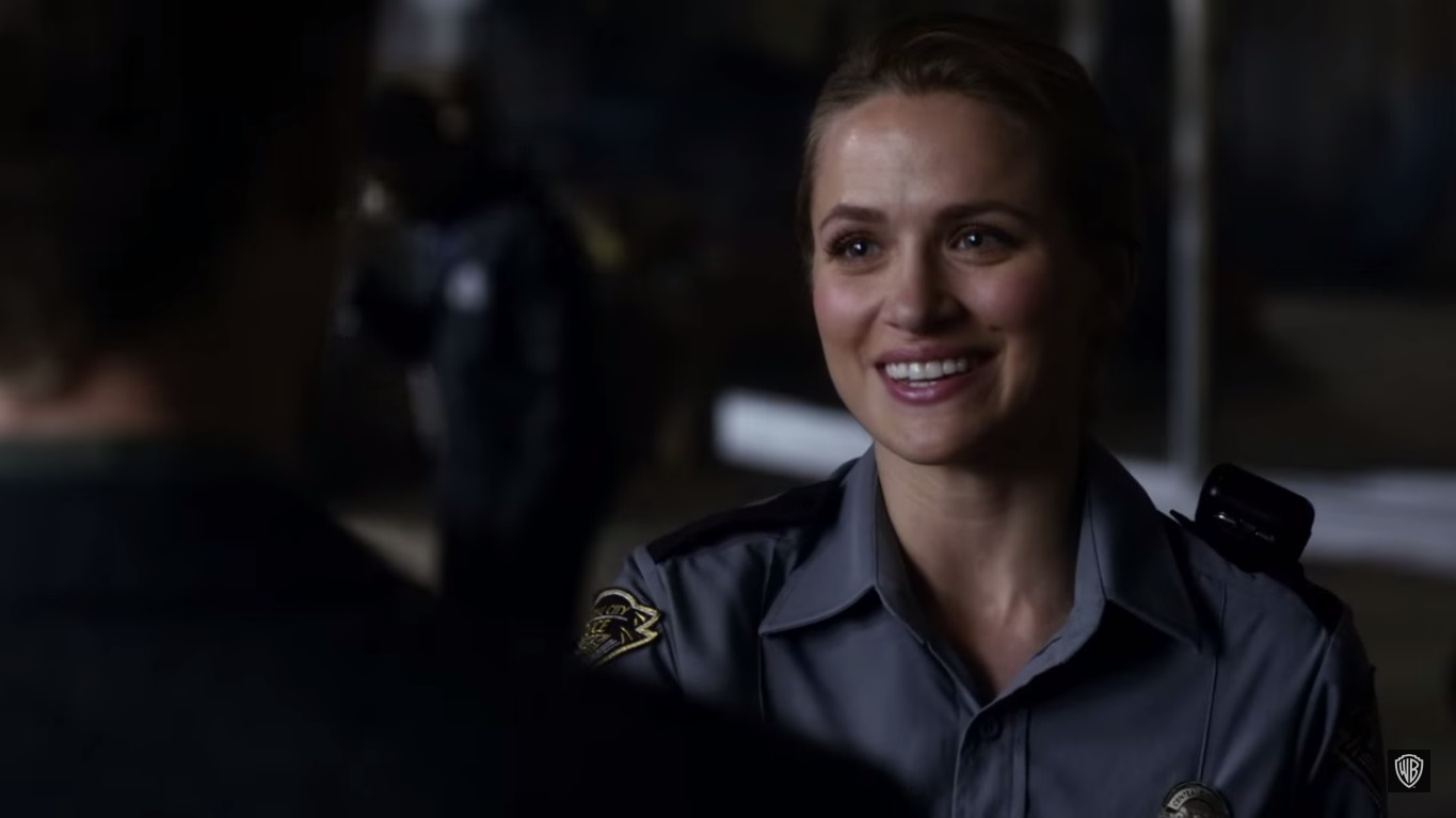 Patty Spivot in Flash Season 2 Episode 2