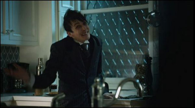Robin Lord Taylor as Gotham's Penguin