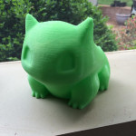 bulbasaur planter gamer christmas
