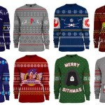numskull christmas jumper gamer