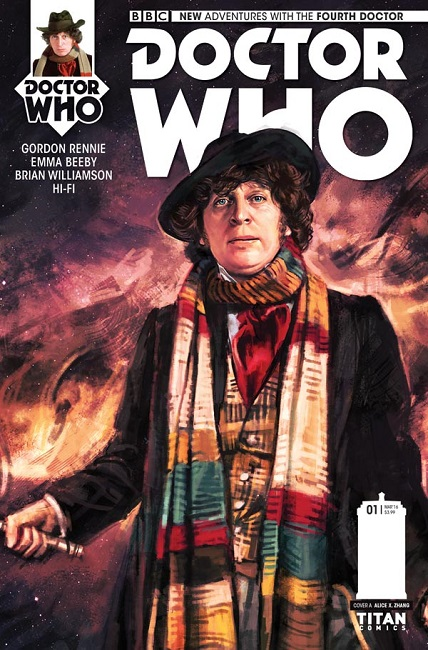 Doctor Who 4th main cover 1