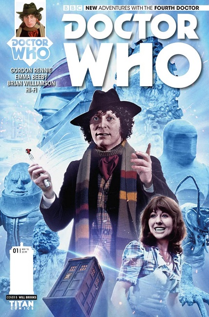 Doctor Who 4th photo cover 1