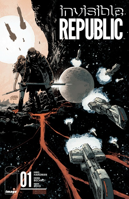 Invisible Republic 1 cover v2