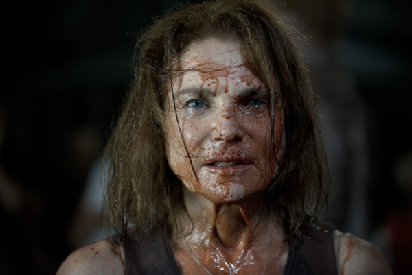 Tovah Feldshuh as Deanna - The Walking Dead _ Season 6, Episode 5 - Photo Credit: Gene Page/AMC