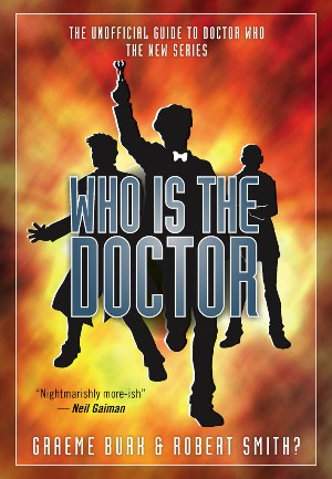 Who Is The Doctor Cover