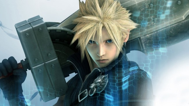 FF7 Cloud