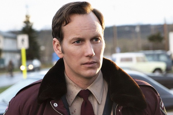 "FARGO -- ""Palindrome"" -- Episode 210 (Airs December 14, 10:00 pm e/p) Pictured: Patrick Wilson as Lou Solverson. CR: Chris Large/FX"
