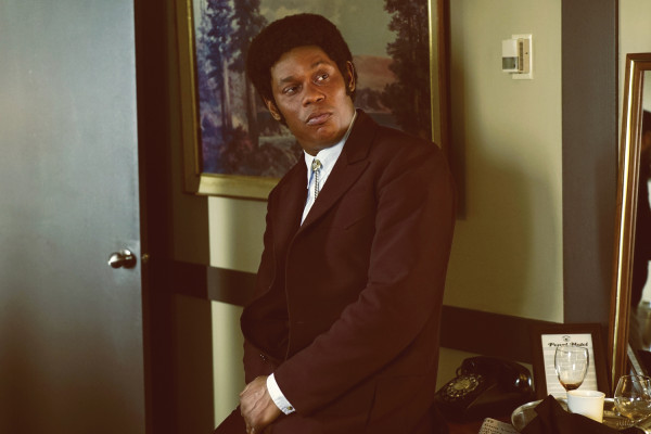 FARGO -- ÒDid You Do This? No, you did it!Ó -- Episode 207 (Airs Monday, November 23, 10:00 pm e/p) Pictured: Bokeem Woodbine as Mike Milligan. CR: Chris Large/FX