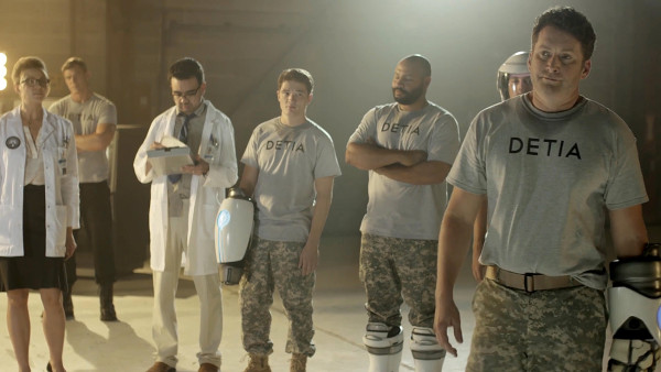 Lazer Team 4