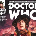 Fourth Doctor cover
