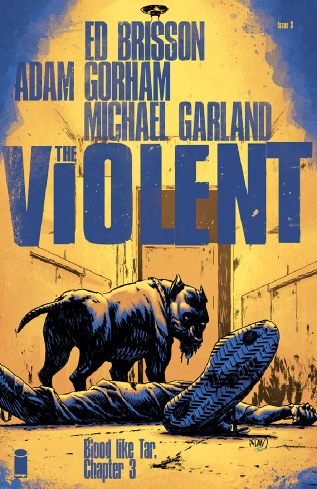 The Violent cover