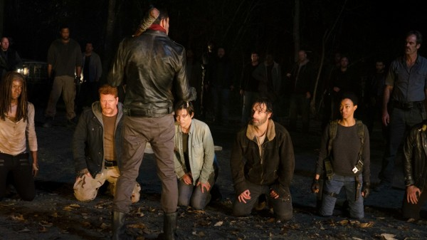 Bildergebnis für The Walking Dead Season 6 Episode 16 Negan