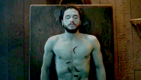 jon snow body alive game of thrones hbo